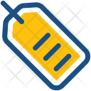 Tag Label Commercial Icon