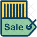 Price Tag And Barcode Price Tag Barcode Icon