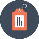 Pricetag Label Marke Icon