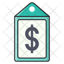 Pricetag Label Shopping Icon