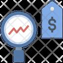 Pricing Brand Analysis Icon