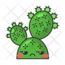 Prickly Pear Cactus Icon