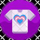Tshirt Gay Homosexual Icon
