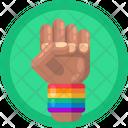 Wristband Gay Homosexual Icon
