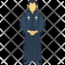 Priest Religious Pastor Icon