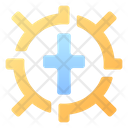 Rpg Fantasy Priest Icon