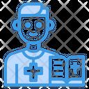 Priest Avatar Occupation Icon