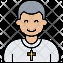 Priest Church Father Icon