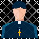Priest Avatar Icon
