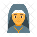 Priest female Icon