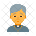 Priest male Icon