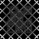 Linear Icon Primary Icon