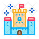 Princess Castle Amusement Icon