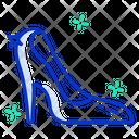 Princess Shoes Fashion Shoes Ladies Shoe Icon