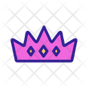 Crown Princess Tiara Icon