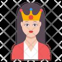 Princesses Ladies Female Icon