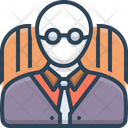 Principal Avatar School Icon