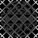 Password Biometric Fingerprint Icon