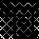 Iprint Print Roll Icon