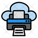 Print Fax Office Icon