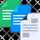 Print Document Softcopy Printing Print File Icon