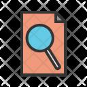 Print Preview Search Icon