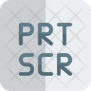 Print Screen Prtscr Screenshort Icon