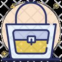 Printed Handbag Purse Fashion Icon