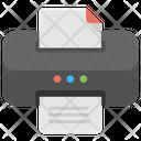 Printer Fax Machine Icon