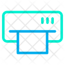 Print Device Electric Device Icon