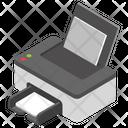Printer Printing Device Output Device Icon