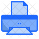 Printer Device Inkjet Icon