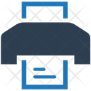 Document Print Printer Icon