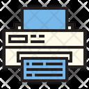 Printer Print Device Icon