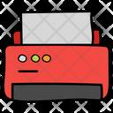 Printer Printing Machine Inkjet Icon