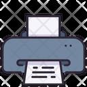 Printer Print Hardware Icon