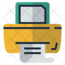 Printer Printing Device Print Icon