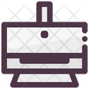 Apple Printer Inkjet Icon