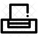 Printer Dot Matrix Icon