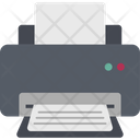 Copy Machine Facsimile Office Supplies Icon