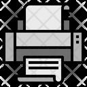 Printer Print Office Icon