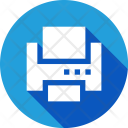 Printer Office Photocopy Icon