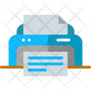 Printer Document Home Office Icon