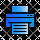 Printer Printing Machine Inkjet Printer Icon