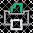 Printer Print Document Icon
