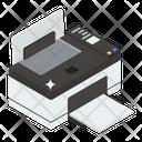 Printer Printing Machine Wireless Printer Icon