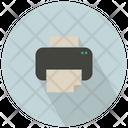 Printer Print Machine Icon