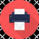 Printer Tools Design Icon