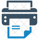 Office Printer Supplies Icon