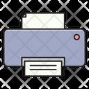 Printer Fax Computer Icon
